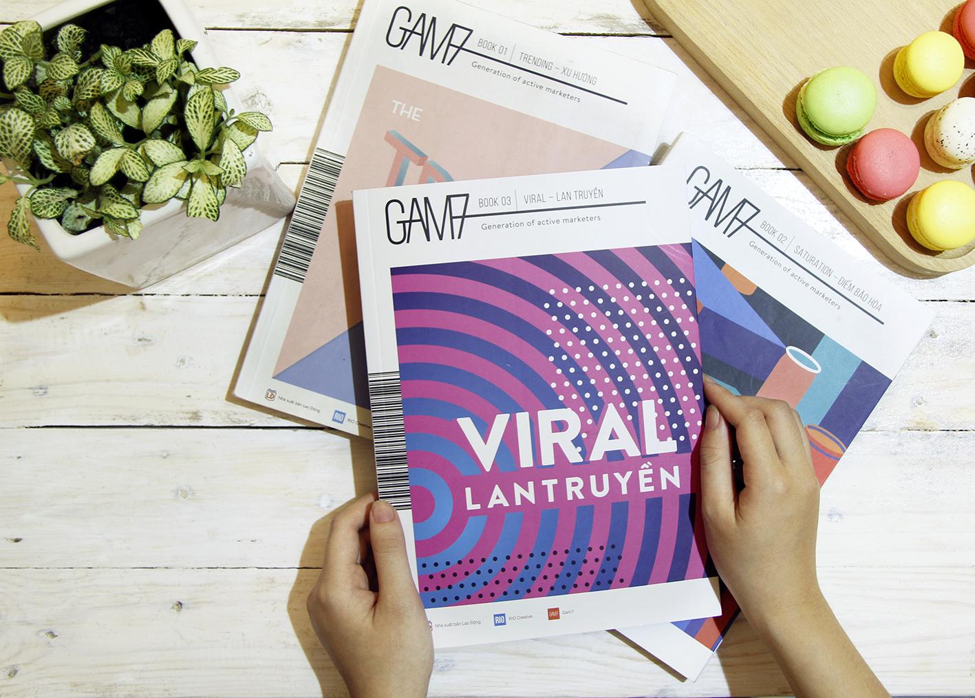 Gam7- hành trang của Designer và Marketer