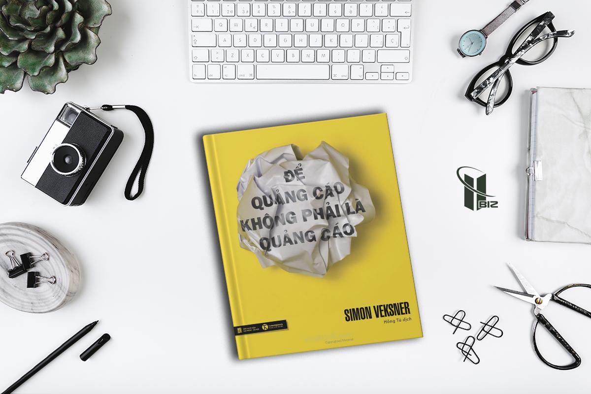 Sách hay về Marketing: Tư duy quảng cáo