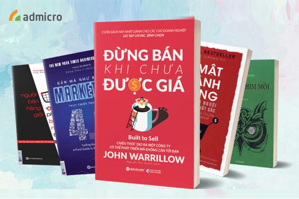 sách hay về bán hàng