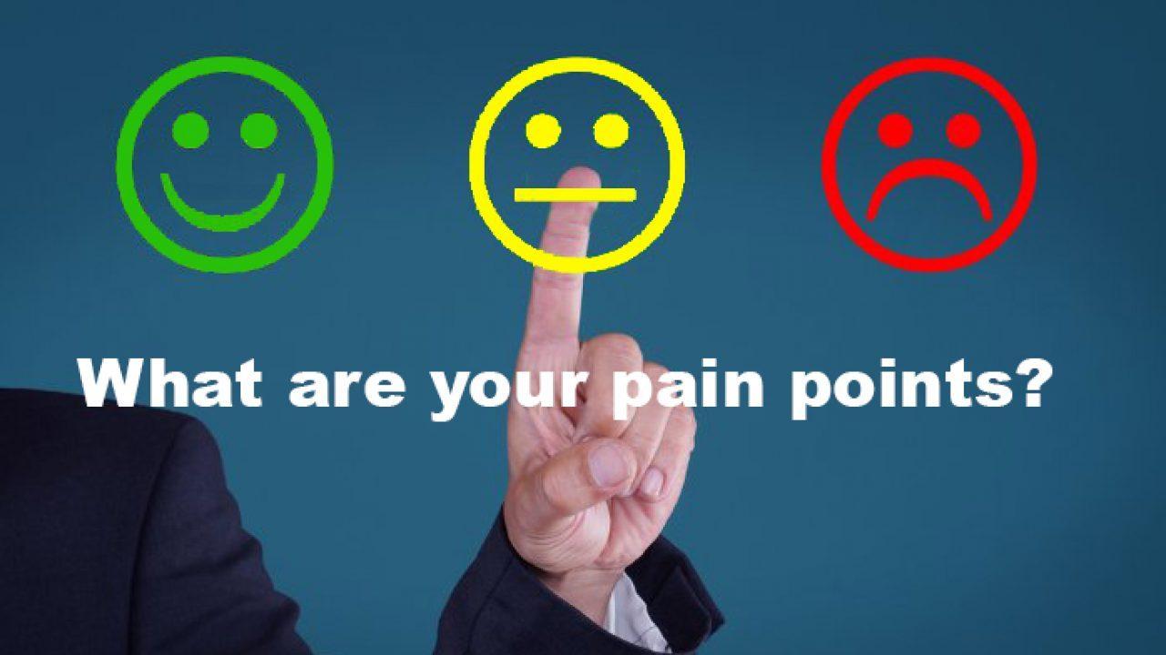 phân tích pain point khách hàng
