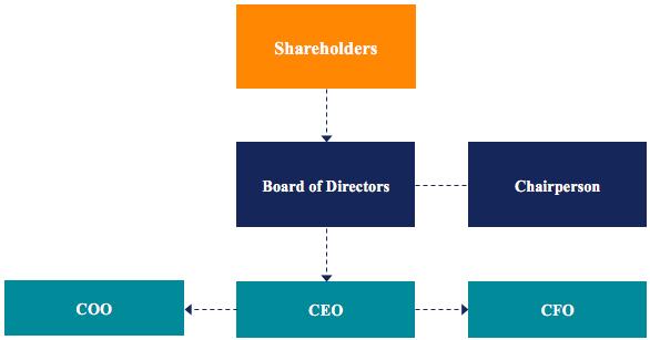 cấu trúc trong một doanh nghiệp: CEO đóng vai trò như thế nào?