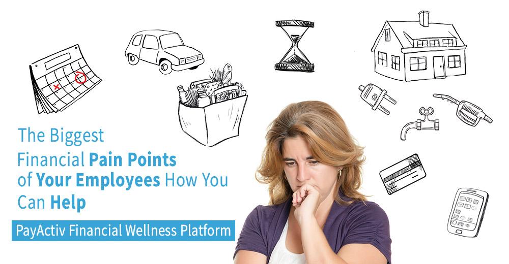Nỗi đau về tài chính: finance painpoint