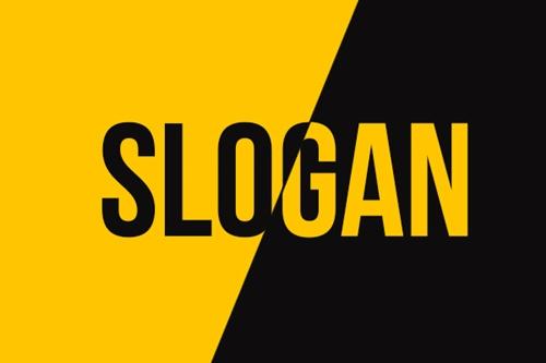 những slogan hay về kinh doanh: tìm hiểu slogan là gì?