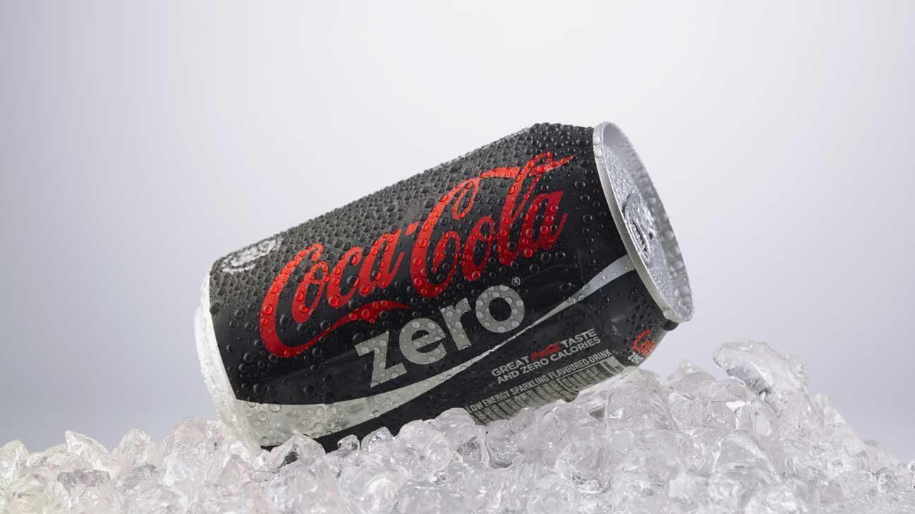 Chiến lược sản phẩm của Coca Cola - Coca Cola không đường