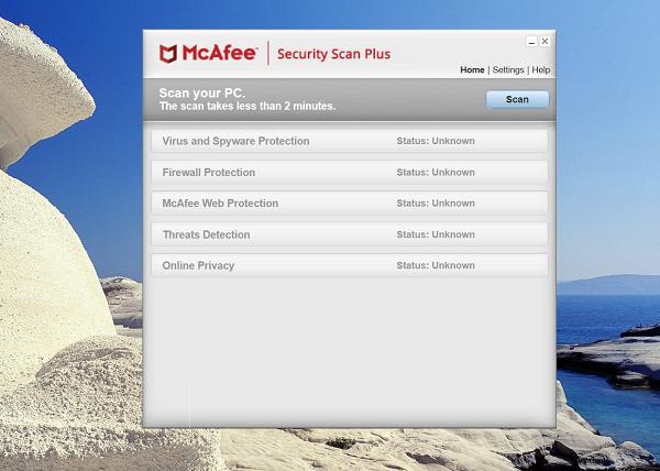 Các tính năng của McAfee là gì?