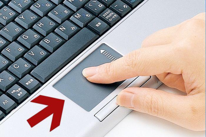 Công dụng của touchpad
