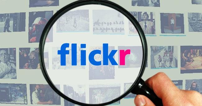 Làm thế nào để đăng ký Flickr?