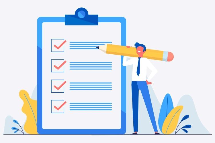 Mục đích của việc sử dụng checklist trong công việc
