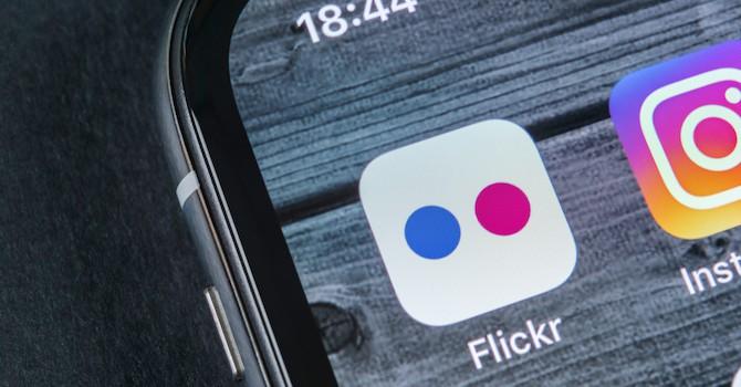 Sự khác nhau giữa Flickr với các nền tảng ảnh khác