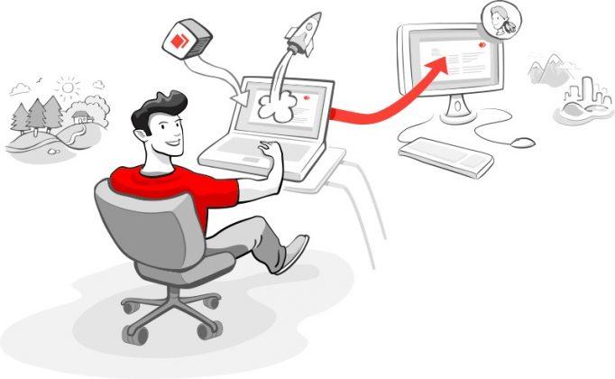 Tính năng chính của phần mềm Anydesk là gì?