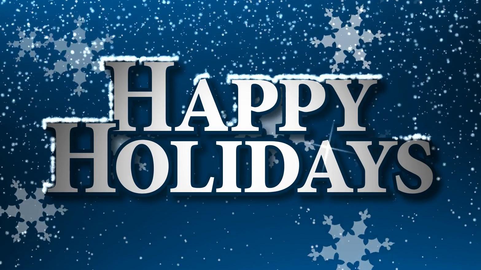 happy holidays là gì