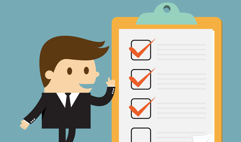 Những ứng dụng của checklist