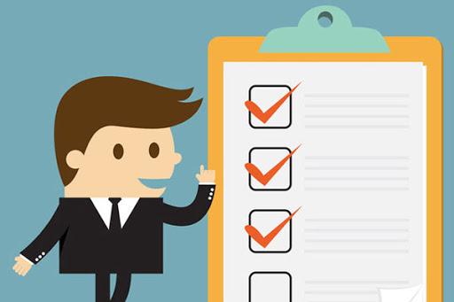 Mục đích sử dụng checklist
